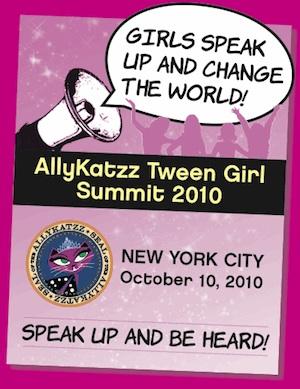 Ally Katzz flyer