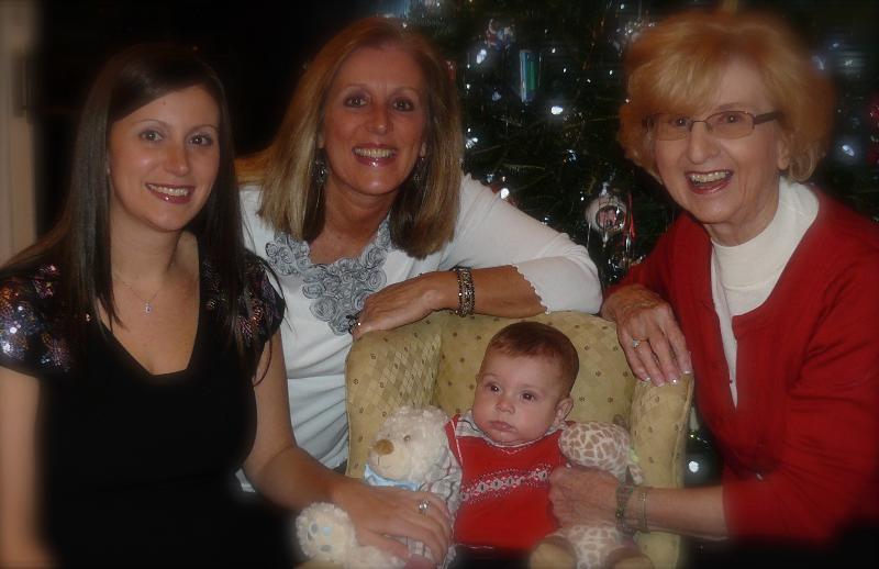 Karen Dumas Ackley & family...