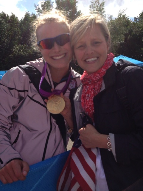 Taylor & MA gold medal
