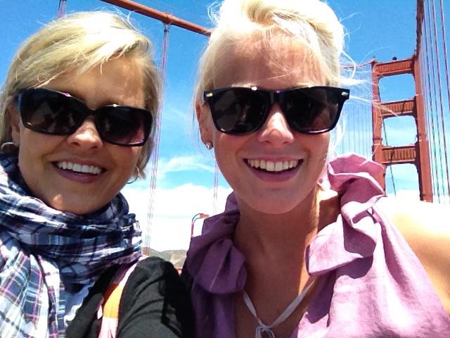 MA & Betsy Golden Gate Bridge