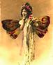 813 antique angel