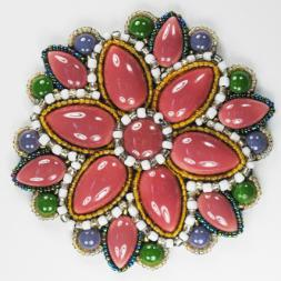 GS Lillian GIT Brooch