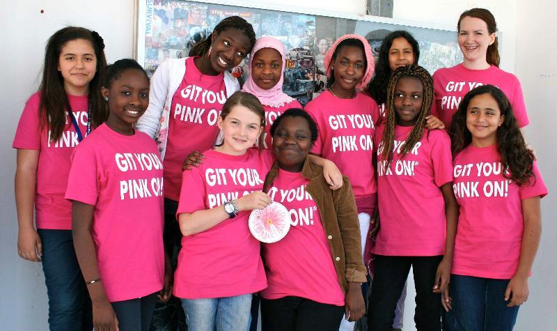 Tunisian GIT Girls