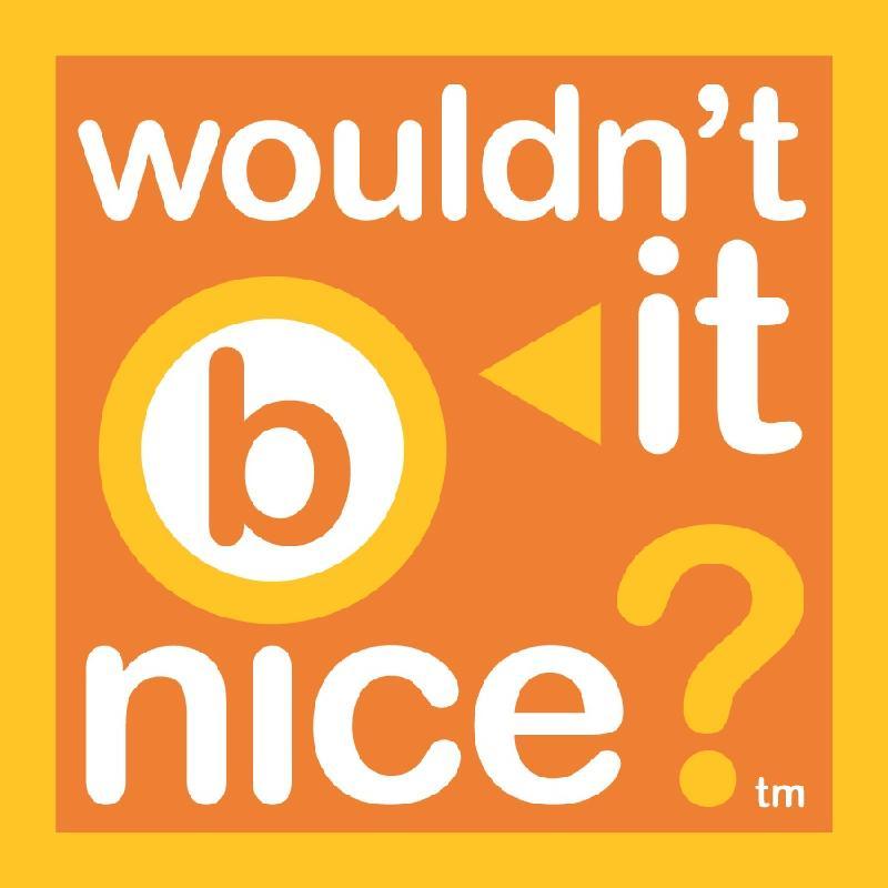 WIBN logo orange