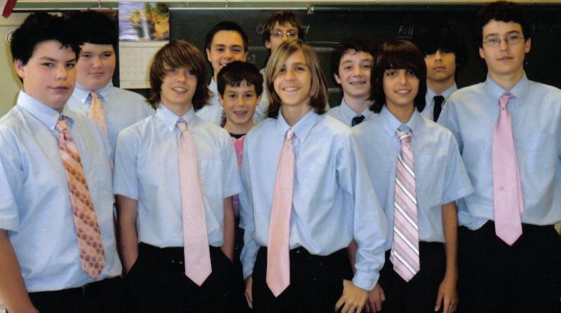 Saint Ann School - boys