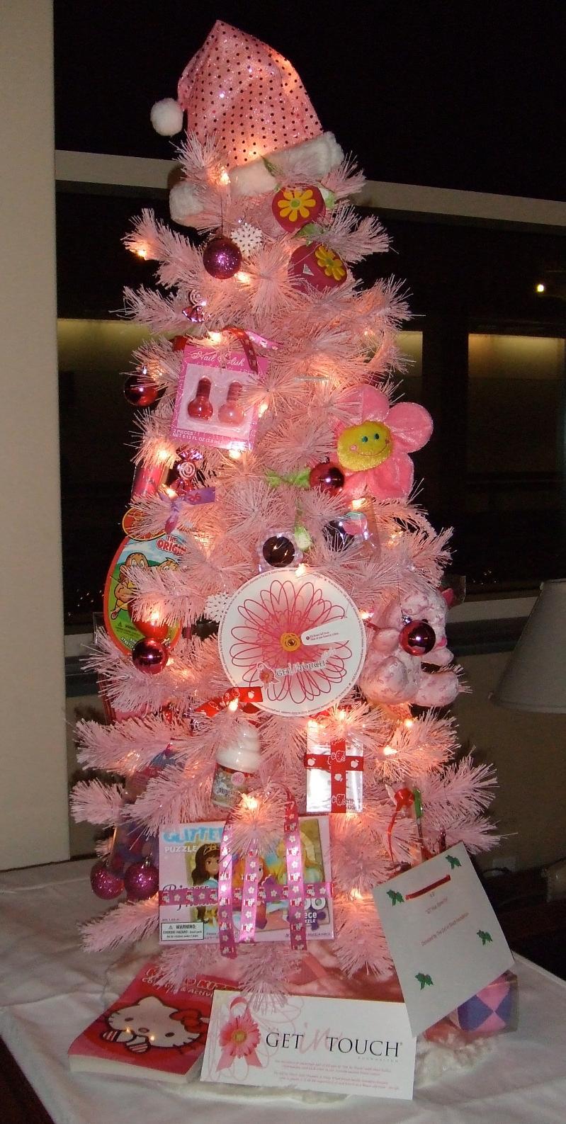 Milford Hospital GIT Tree 2010