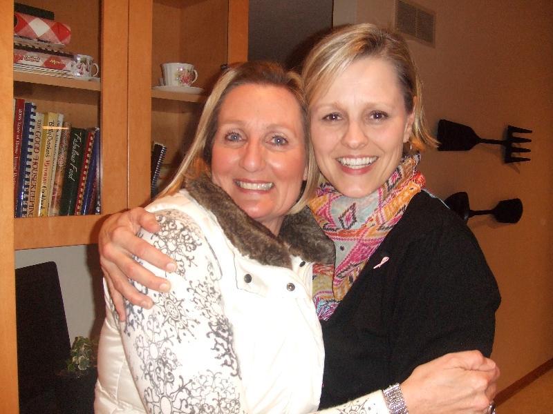 Kathy & Amy Brechon