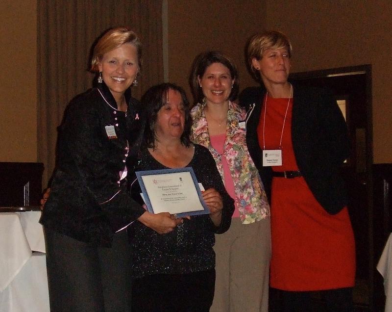 Soroptomist Award