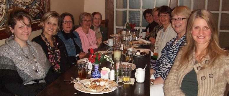 2010 MA VA nurse conf dinner