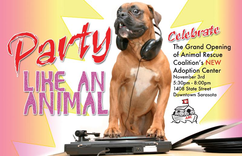 party like an animal