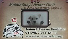 ARC mobile clinic