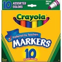 Crayola markers needed