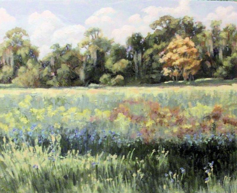 Fair Oaks Dry Pond