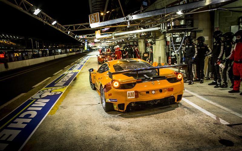 458 Le Mans 2013