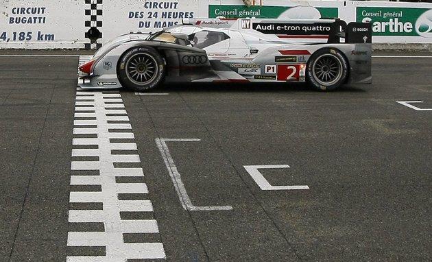 Le Mans Audi 2013