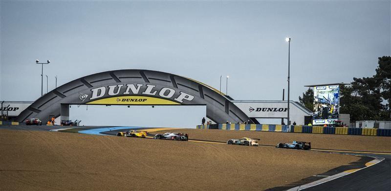 Le Mans 2013 Dunlop Bridge