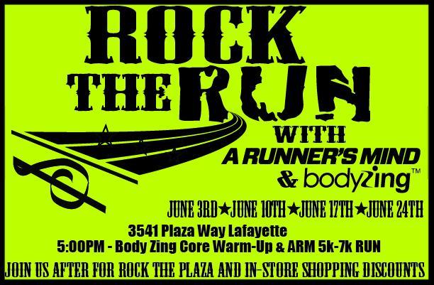 Rock the Run