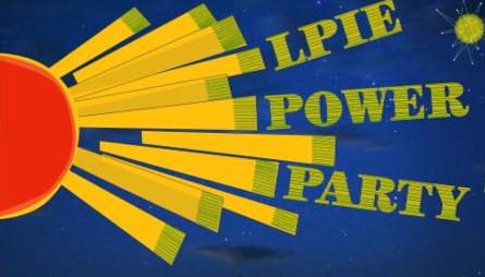 LPIE Power Party 2016