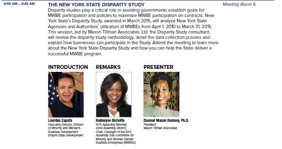 MWBE Reports | Empire State Development