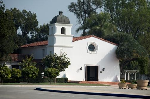 Voorhis Chapel
