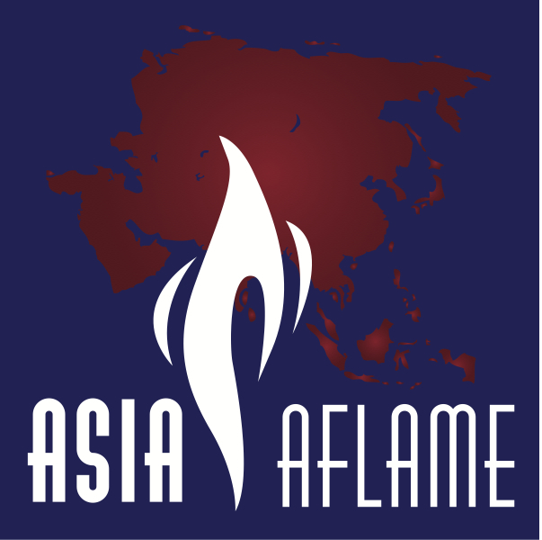 Asia Aflame