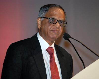 NR Narayana Murty