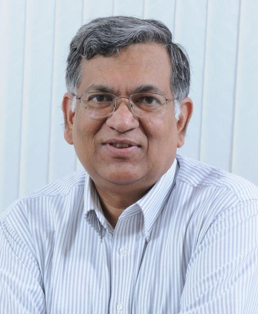 IITGN Director, Dr Sudhir K Jain