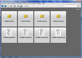 The Logical Blog by IconLogic: Adobe Acrobat 9: Expand Your