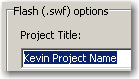 Published file name with spaces
