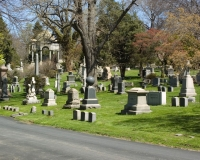The Woodlawn Cemetery
