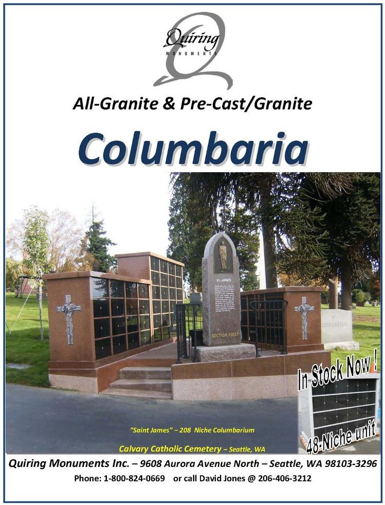 columbarium 2012-2013