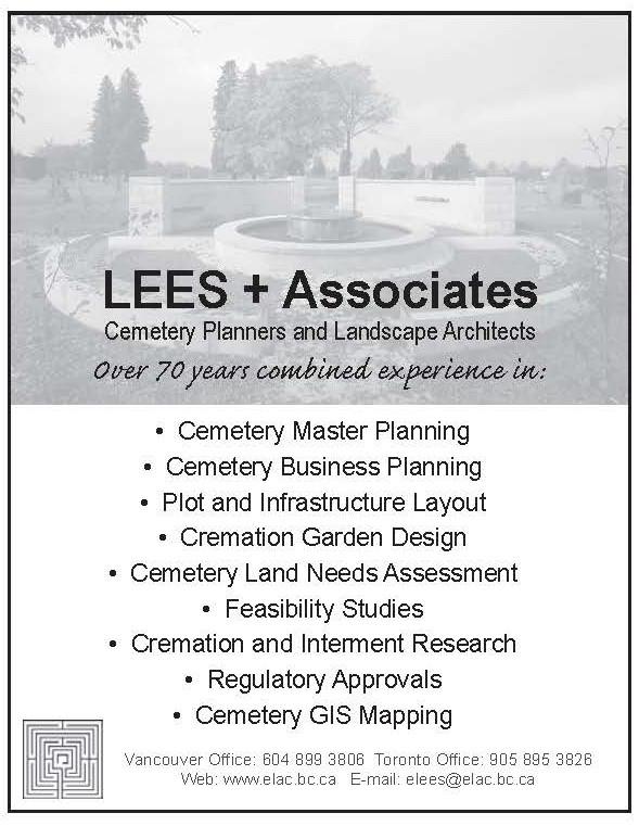 Lees+Associates 1/4 page
