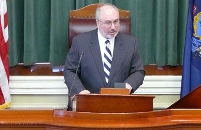John Fitzsimmons, MCCS President