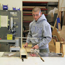 EMCC woodworking