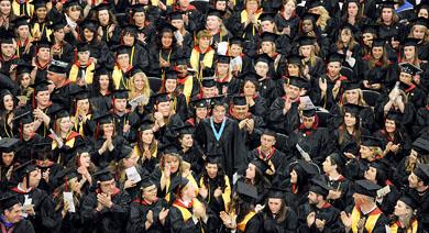 Graduation 390