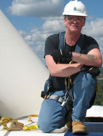 NMCC Wind Power Student