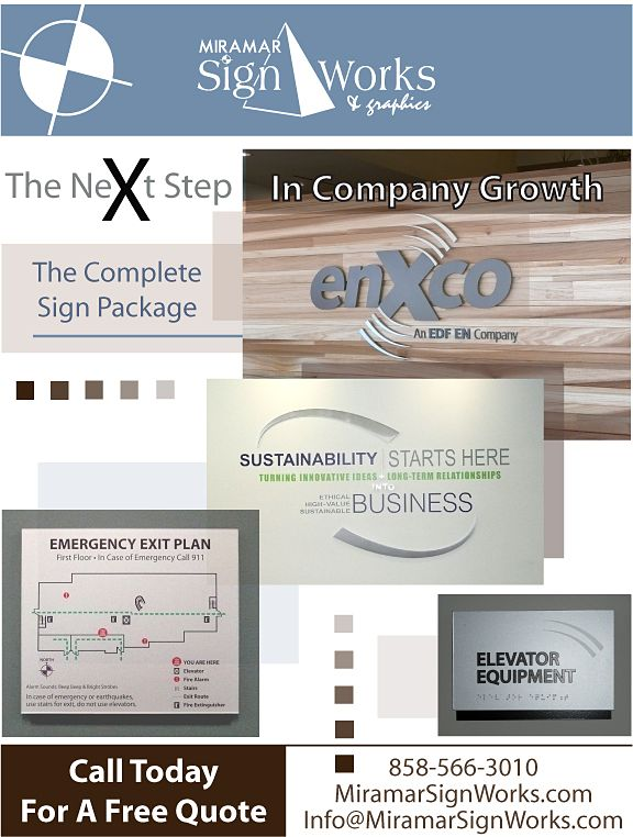 Complete Sign Package