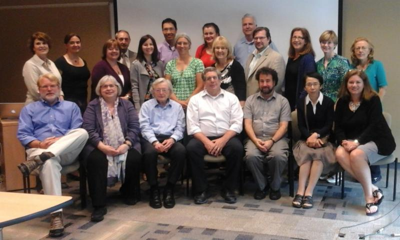 Participants in ARI's 2014 Think Tank in Toronto