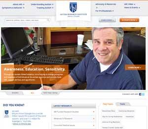 new ARI website