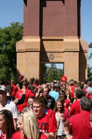 Carter Carillon Tradition 2012