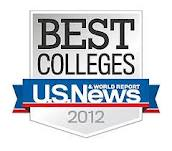 U.S. News & World Report Best Colleges List 2012