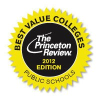 The Princeton Review Best Value Colleges