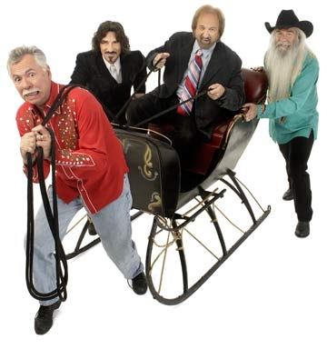 Oak Ridge Boys 2010 Christmas Tour comes to the Centrum Arena on Wednesday, December 1 at 8:00 p.m.