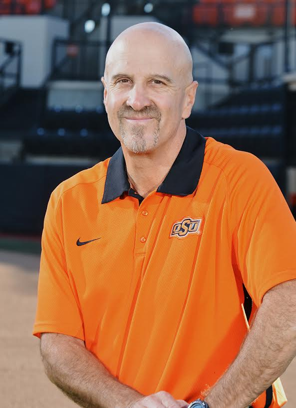 SUU Head Softball Coach Tom Gray. Photo courtesy OSU Media Relations.