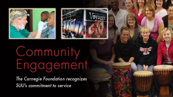 Carnegie Foundation Recognition