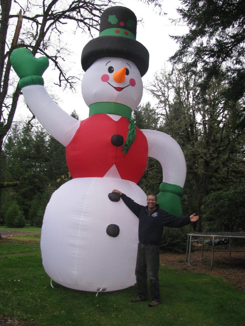 Kurt & Frosty