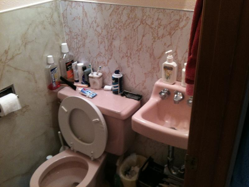 Johnston Bath - Before