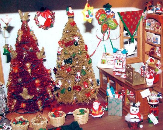 Kim Stowell's Christmas Minis