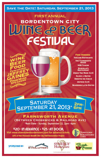 Wine and Beer Festival 2013