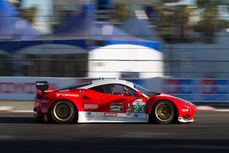 Ferrari LB Qual